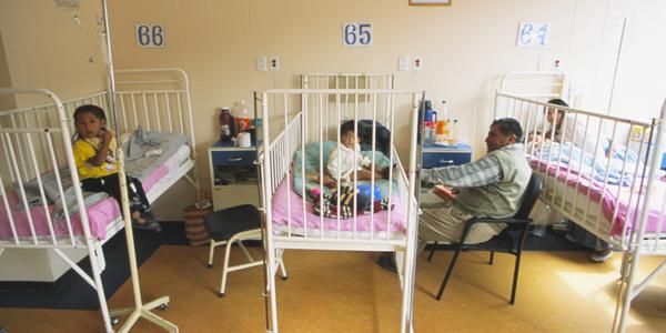 Arco Iris, Kinderkrankenhaus, 02
