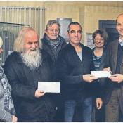 Stadt Zwingenberg hilft INTI RUNA