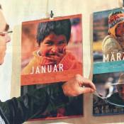 Kalenderausstellung eröffnet