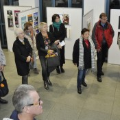 Ausstellung im Landratsamt Heppenheim