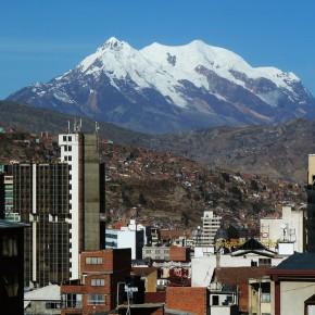 Corona- Lage in Bolivien