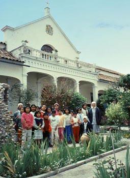 Waisenhaus Santa Clothilde