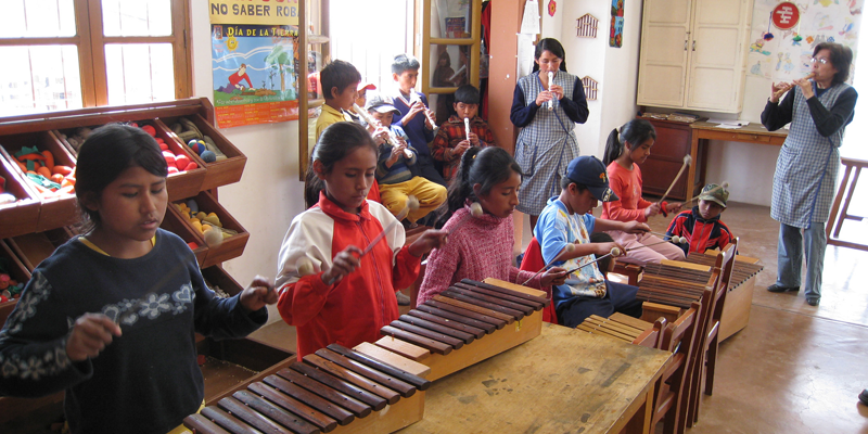 Musikschule Arte Libre